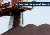 شوک بازار سنگ آهن در روزهای پایانی ۲۰۲۰