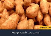 قسمت بیستم - سیب زمینی شیرین، محصول کشاورزی مردانه