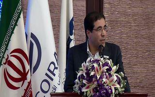 آئین رونمایی نخستین رسانه تصویری اقتصاد ایران- دکتر علیرضا بختیاری