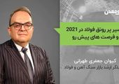 مسیر پر رونق فولاد در ۲۰۲۱ و فرصتهای پیشرو