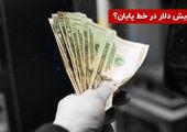 افزایش دلار در خط پایان؟