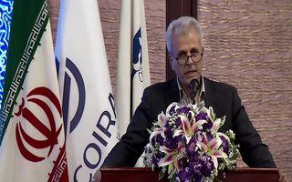 آئین رونمایی نخستین رسانه تصویری اقتصاد ایران- دکتر داود دانش جعفری