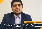 بررسی گروه ها و صنایع مختلف در روز سبز بورس