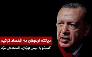 دیکته اردوغان به اقتصاد ترکیه
