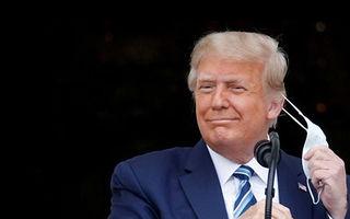 قرنطینه ترامپ به نفعش تمام شد؟