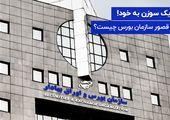 قصور سازمان بورس در اعطای مجوز نهادهای حرفهای