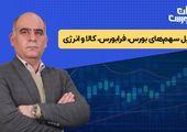 بررسی بورس تهران | تحلیل 4 سهم بورس، فرابورس، کالا و انرژی