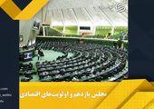 5 اولویت کاری کمیسیون های اقتصادی مجلس