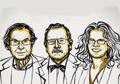 برندگان نوبل فیزیک در 2020